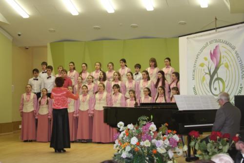 Ипполитовская хоровая весна 2016