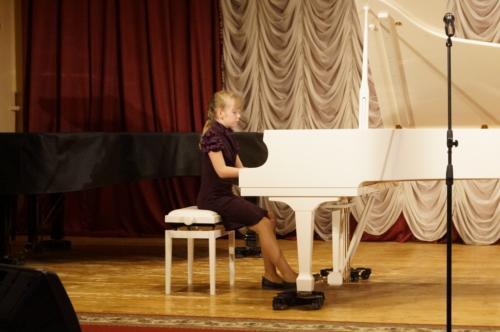 Концерт выпукников 15.04.16