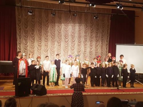 Концерт памяти Александра Невского