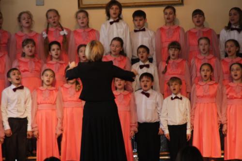 Международный конкурс хорового искусства